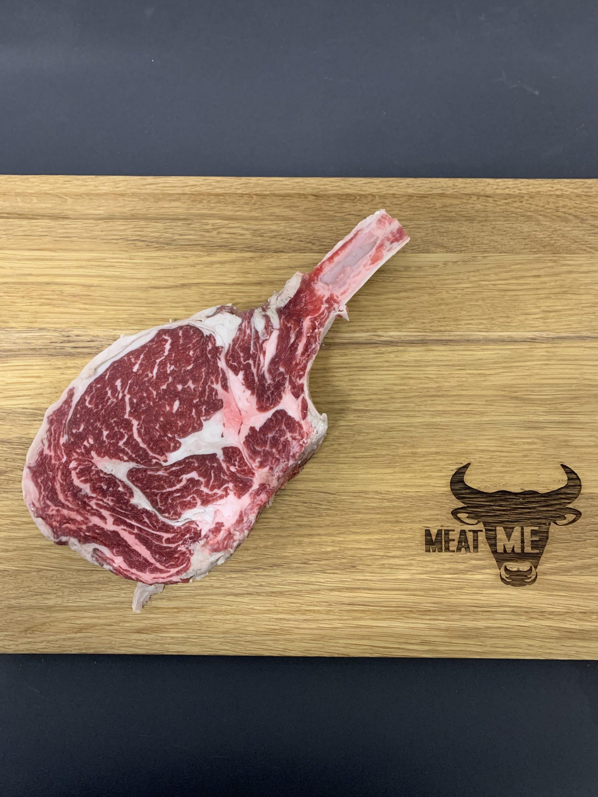 Austrālijas tomahawks steiks